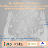 Workshop on Technologies of Prediction